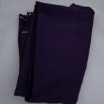Purple wool, before washing