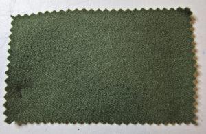 Apple green fulled wool swatch